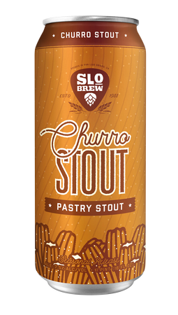 Churro Stout 16oz - 24PK