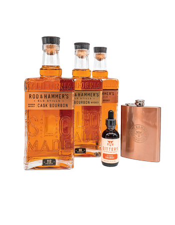 Whiskey Lover Gift Pack