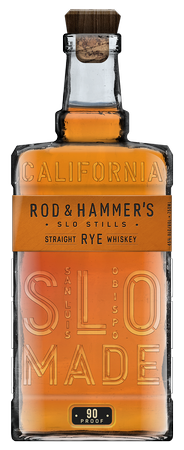 Straight Rye Whiskey 750ml